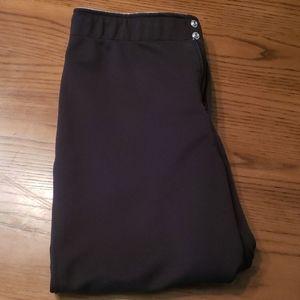Mizuno girls softball pants